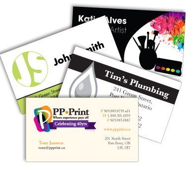 Business cards that make you memorable port perry print reheart Choice Image