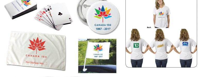Canada Day Celebration Products