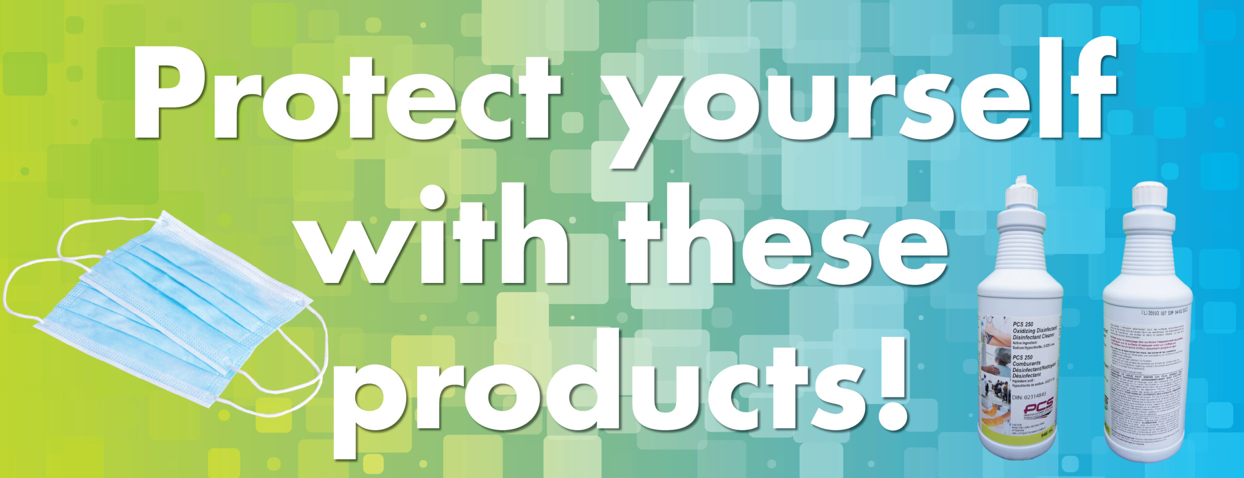 Protect yourself with these products